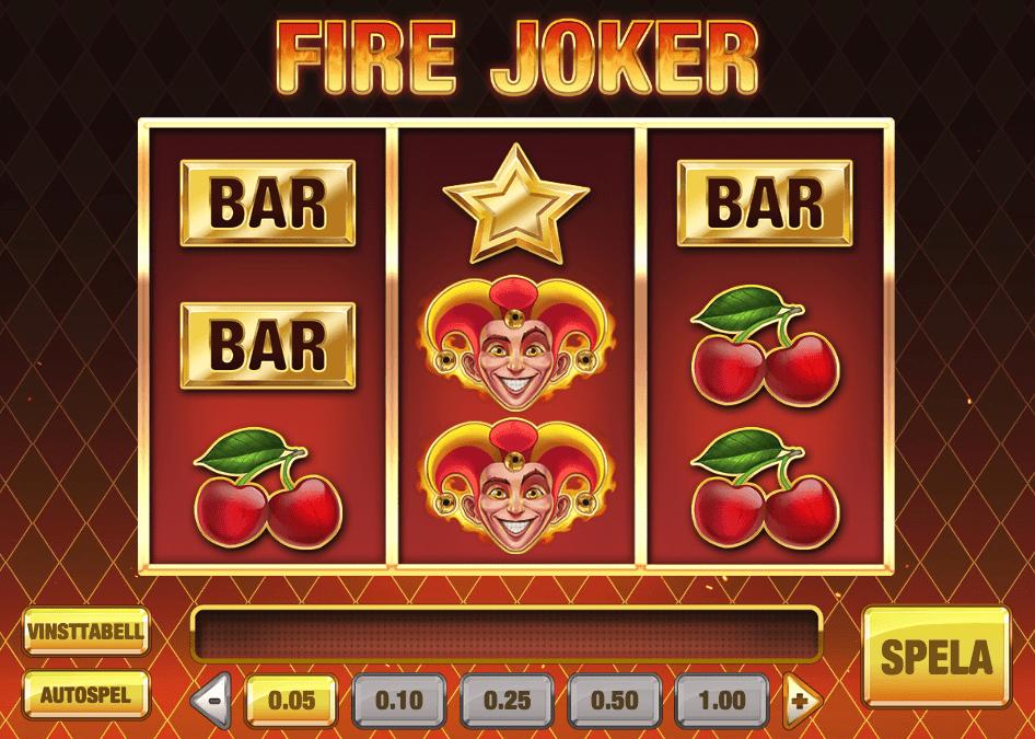 Fire Joker Screenshot